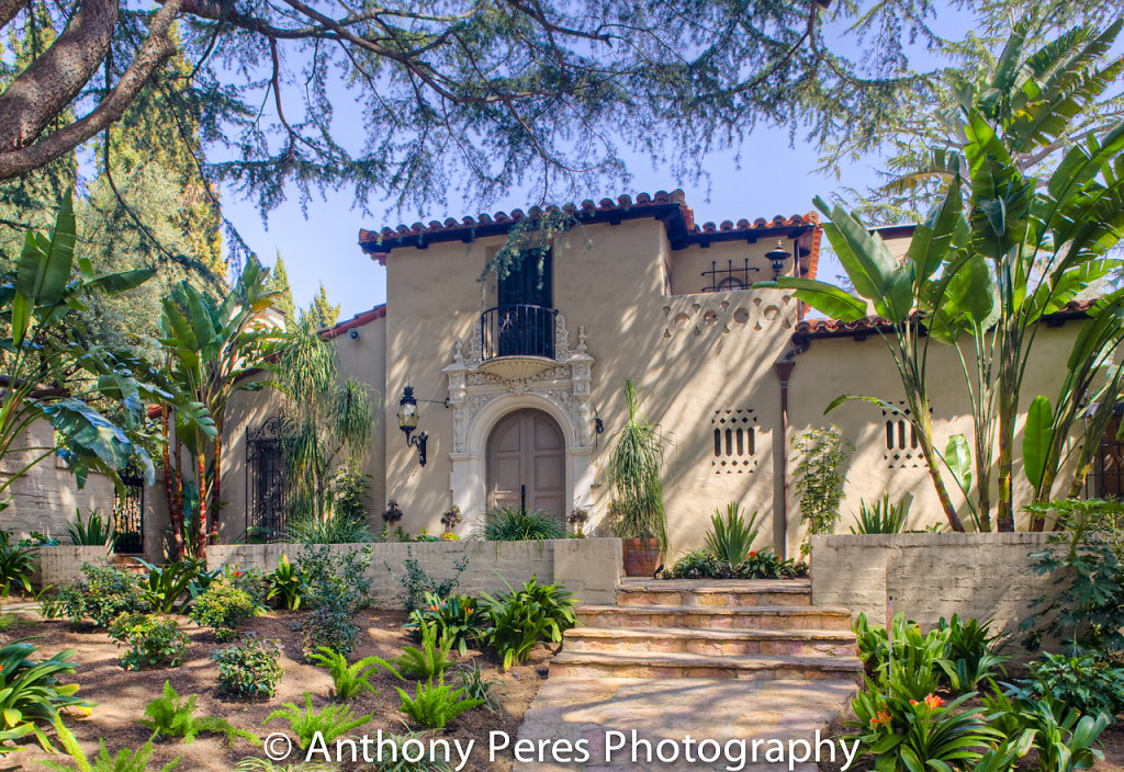 Paul Williams, La Canada Residence